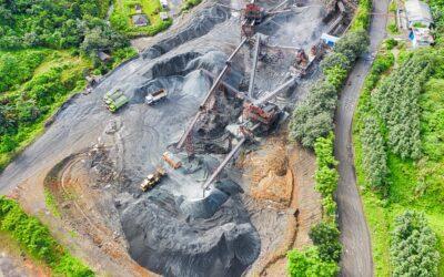 EU Green Deal: Driving destructive mining / Impulsando la minería destructiva / Encourager l'exploitation minière destructive